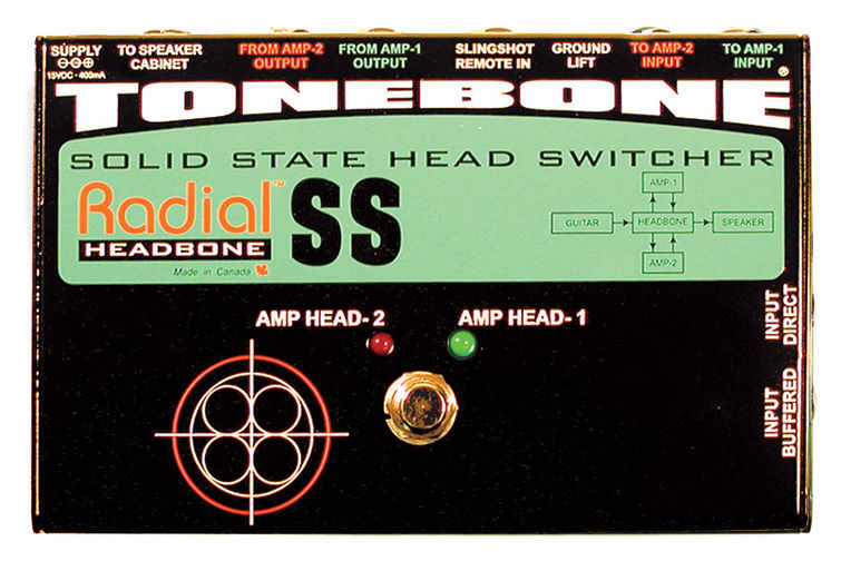 Radial Engineering Tonebone SS