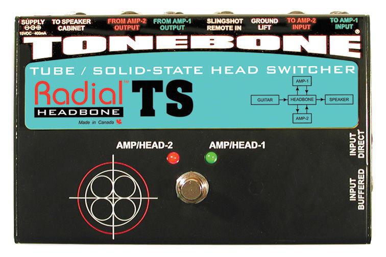 Radial Tonebone Tonebone Headbone TS