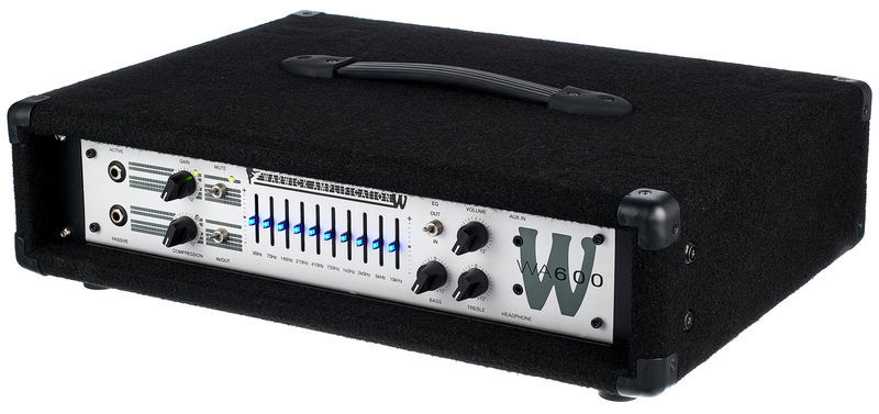 Warwick WA 600 with Racksleeve