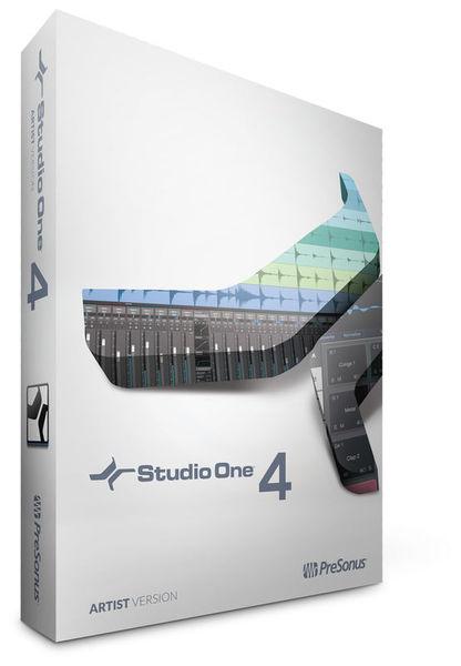 Presonus Studio One 4 Artist