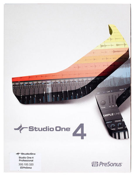 Studio One 4 Professional Presonus