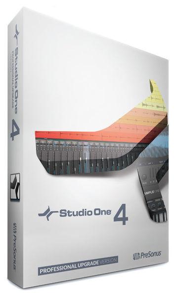 Presonus Studio One 4 Pro UG Artist