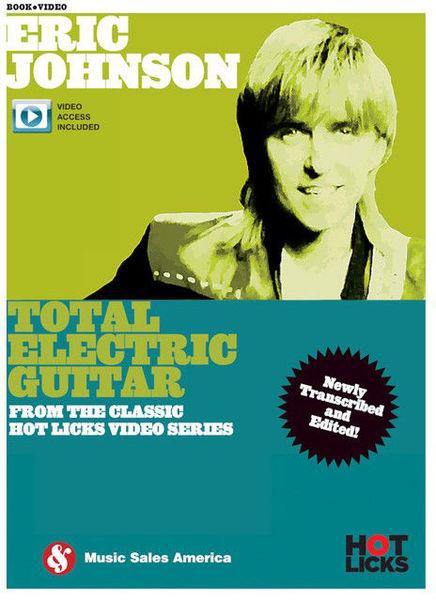 Hal Leonard Eric Johnson: Total Electric