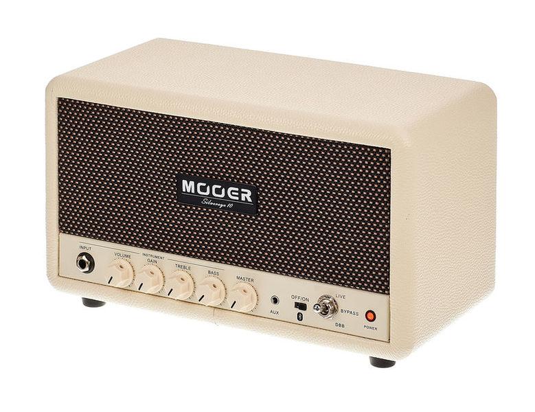 Mooer Silvereye