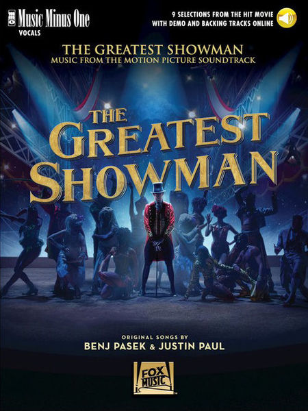 Hal Leonard Music Minus One Showman