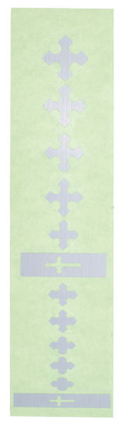 Jockomo Fret Mark-Cross Metallic