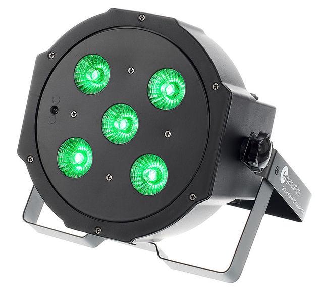 SePar Hex LED RGBAW UV IR Fun Generation