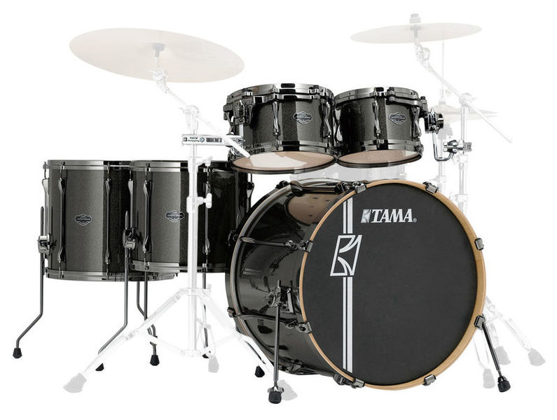 Tama Superstar H.Maple R.Shells MGD