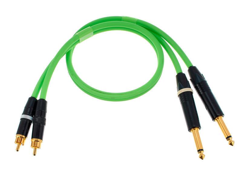 Cordial CEON DJ Plug-RCA 0,6 G