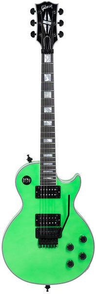 Gibson LP Axcess Custom Neon Green