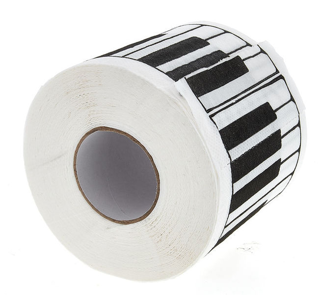 A-Gift-Republic Toilet Paper Keyboard
