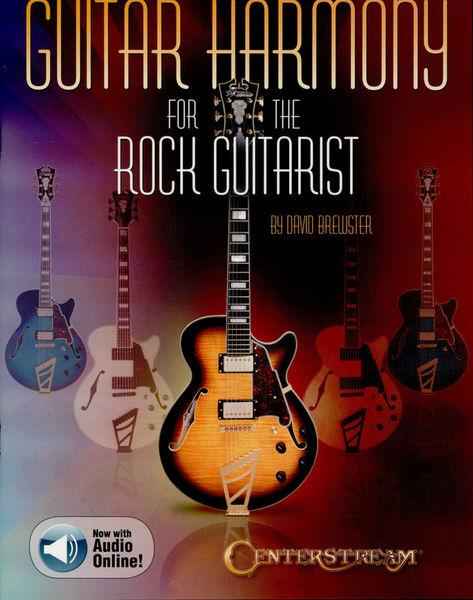 Centerstream Guitar Harmony For The Rock