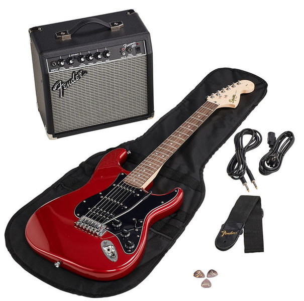 fender sq affinity strat pack hss car thomann united states. Black Bedroom Furniture Sets. Home Design Ideas