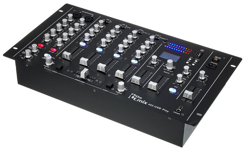 402-USB Play the t.mix