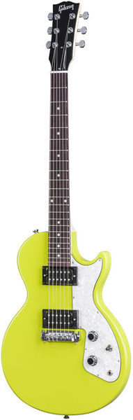Les Paul M2 Citron Green Gibson