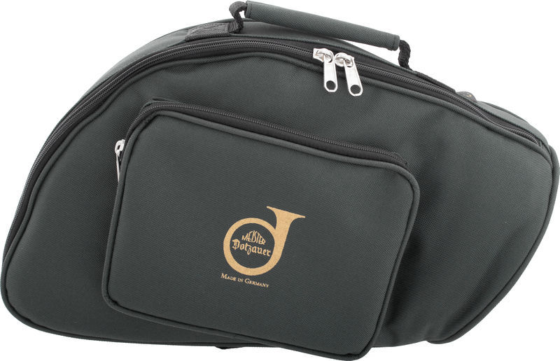 Bag Fürst Pless Horn black Dotzauer