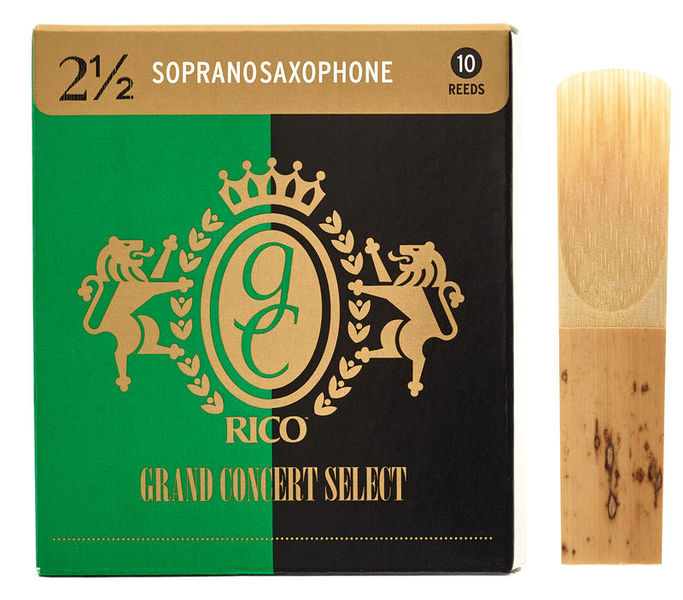 DAddario Woodwinds Grand Concert Select Sopr. 2,5