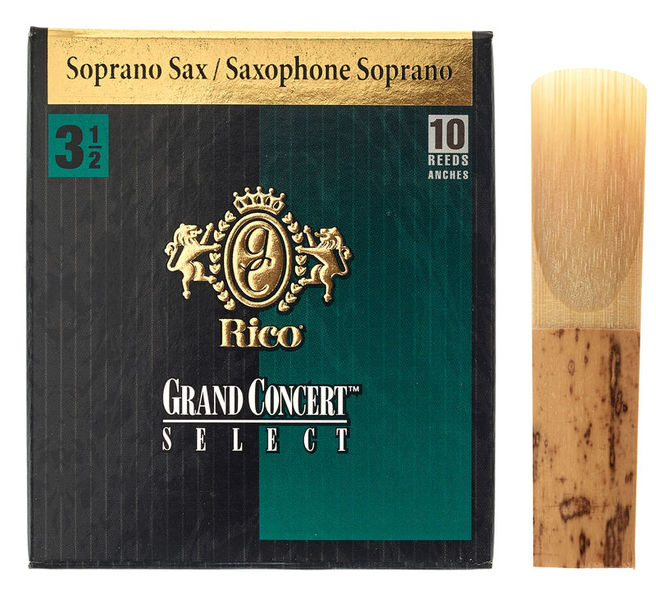 DAddario Woodwinds Grand Concert Select Sopr. 3,5