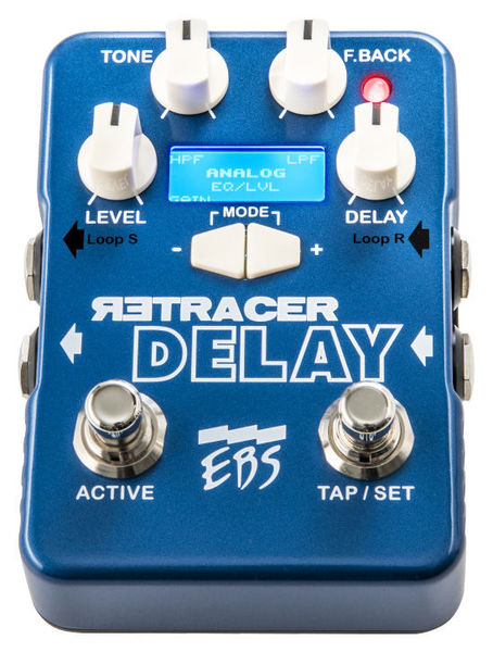ReTracer Delay Workstation EBS