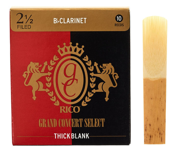 DAddario Woodwinds Grand Concert Thick Blank 2,5