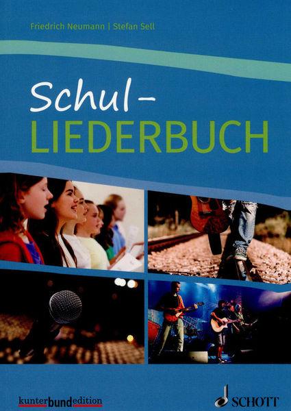 Schul-Liederbuch 2018 Bund Verlag