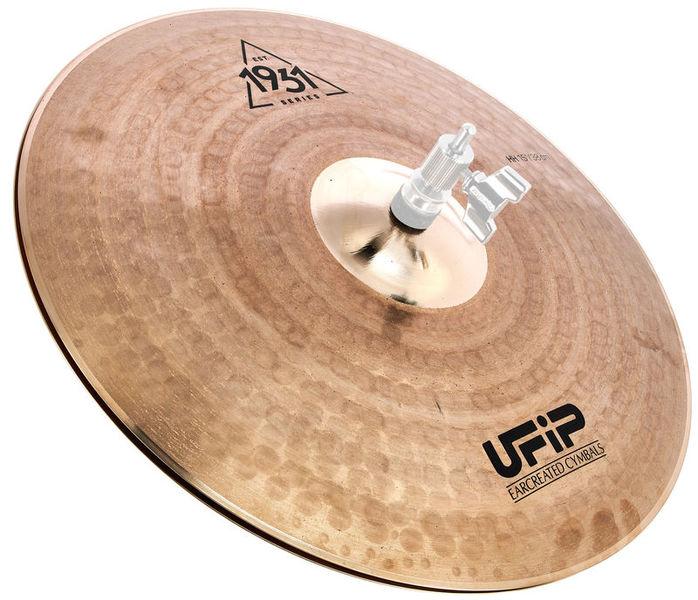 "Ufip 15"" Est. 1931 Series Hi-Hat"