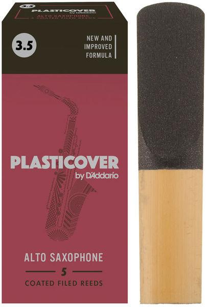 DAddario Woodwinds Plasticover Alto Sax 3,5
