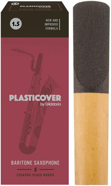 DAddario Woodwinds Plasticover Baritone Sax 1,5