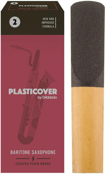DAddario Woodwinds Plasticover Baritone Sax 2