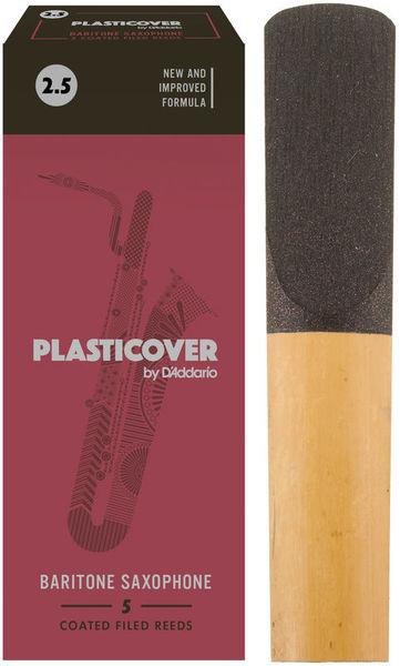 DAddario Woodwinds Plasticover Baritone Sax 2,5