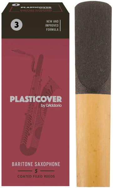 DAddario Woodwinds Plasticover Baritone Sax 3