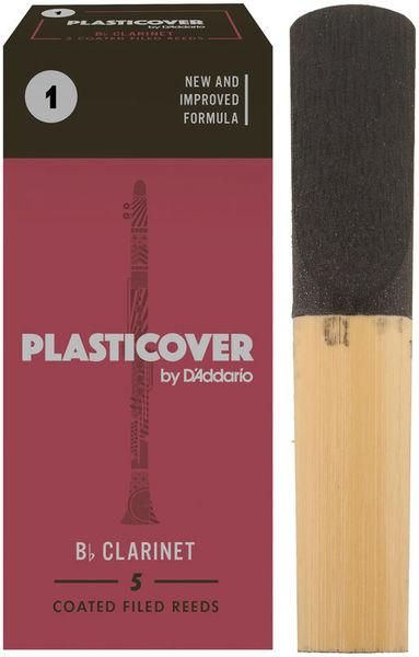 DAddario Woodwinds Plasticover Bb- Clarinet 1