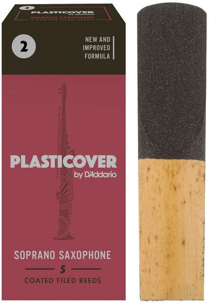 DAddario Woodwinds Plasticover Soprano Sax 2
