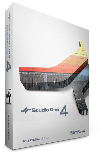 Presonus Studio One 4 Professional EDU