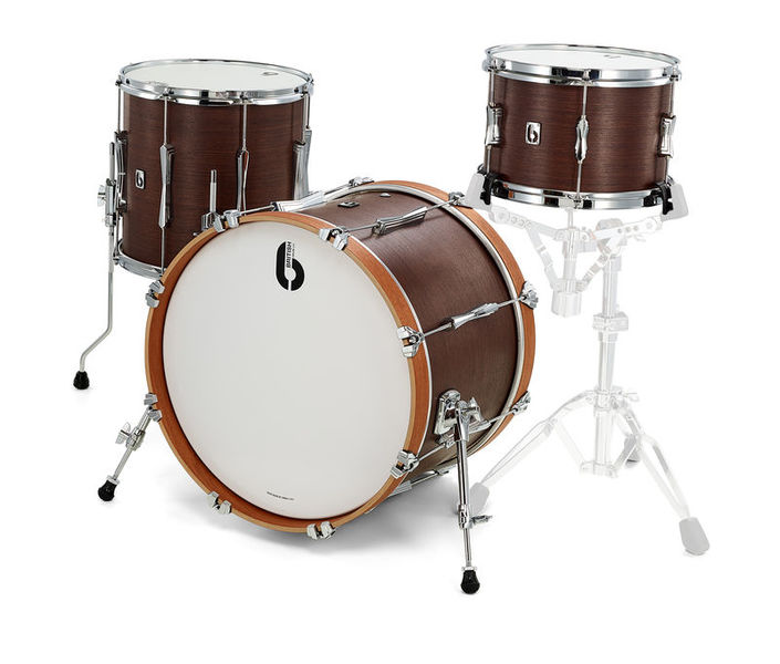 "British Drum Company Lounge Series 20"" Kens. Crown"