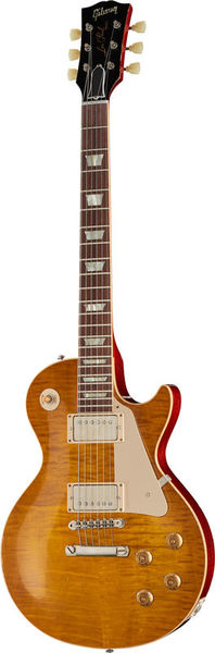 Gibson Les Paul 59 Lemonburst Aged