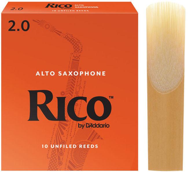 Rico Alto Sax 2 Daddario Woodwinds