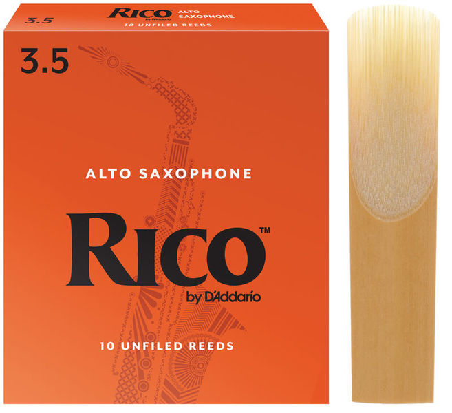 DAddario Woodwinds Rico Alto Sax 3,5