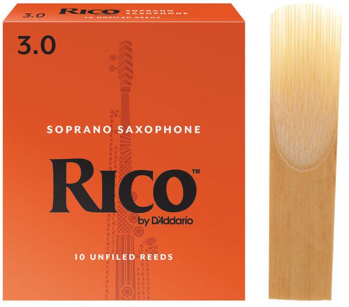 Rico Soprano Sax 3 DAddario Woodwinds
