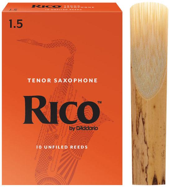 DAddario Woodwinds Rico Tenor Sax 1,5
