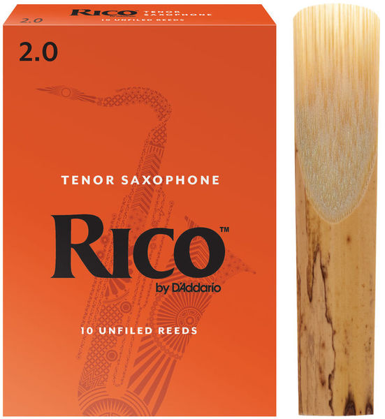 DAddario Woodwinds Rico Tenor Sax 2
