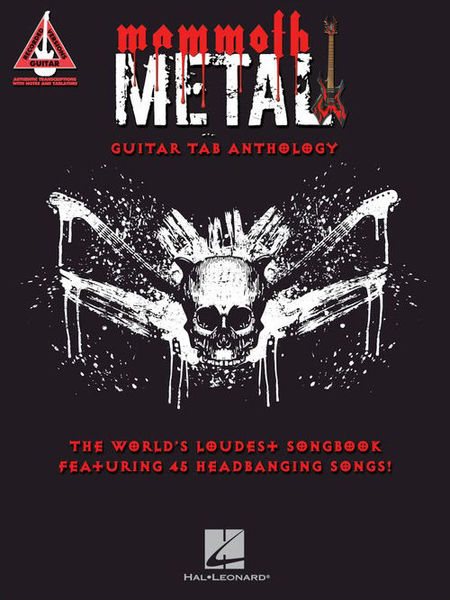 Hal Leonard Mammoth Metal Guitar