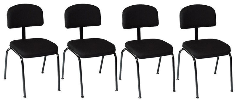 B1014 Orchestra Chair 4pc Bergerault