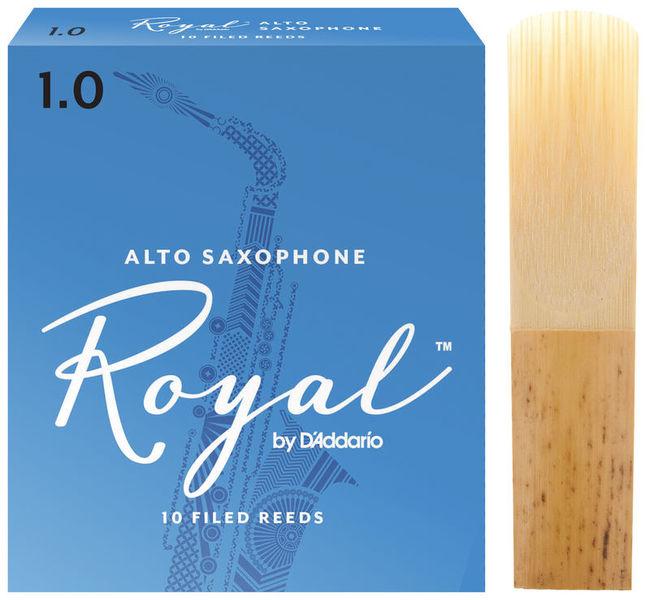 Royal Alto Saxophone 1.0 DAddario Woodwinds