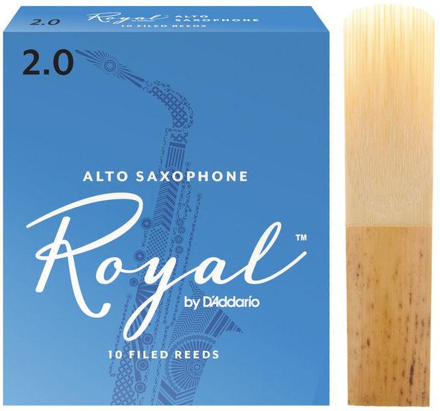Royal Alto Sax 2 DAddario Woodwinds
