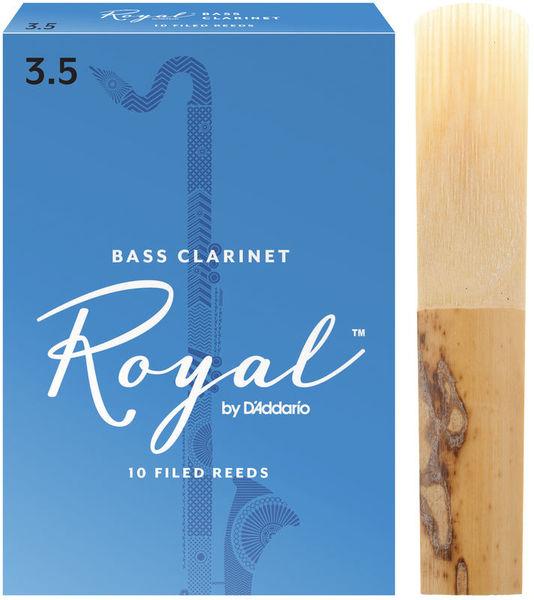 DAddario Woodwinds Royal Boehm Bass Clarinet 3,5