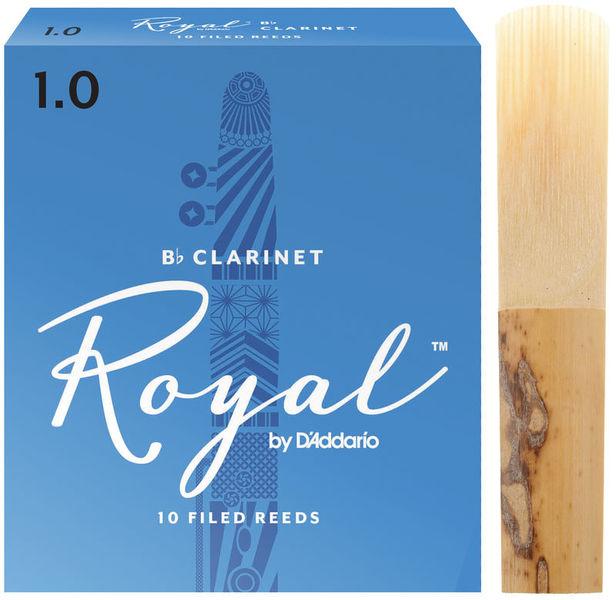 DAddario Woodwinds Royal Boehm Bb- Clarinet 1