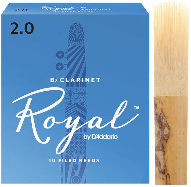 DAddario Woodwinds Royal Boehm Bb- Clarinet 2