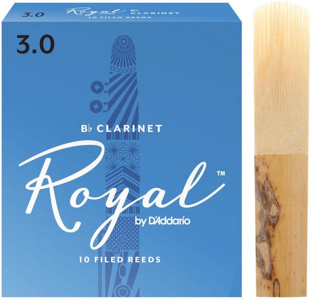 DAddario Woodwinds Royal Boehm Bb- Clarinet 3