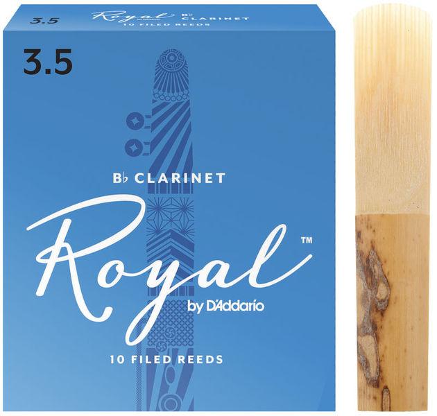 DAddario Woodwinds Royal Boehm Bb- Clarinet 3,5